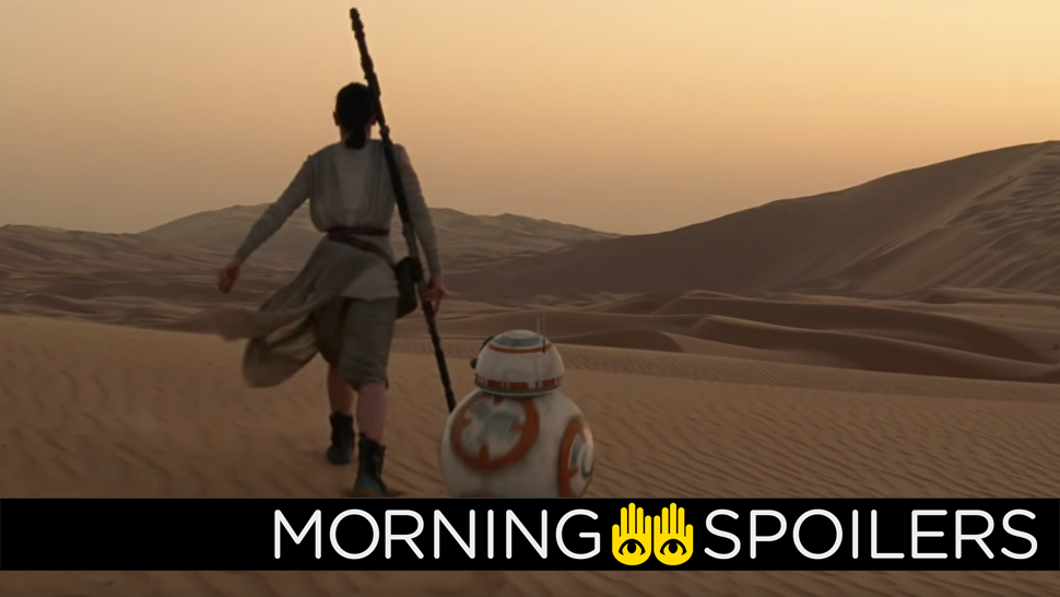 Another Star Wars Hero Is Definitely Coming Back For Episode VIII