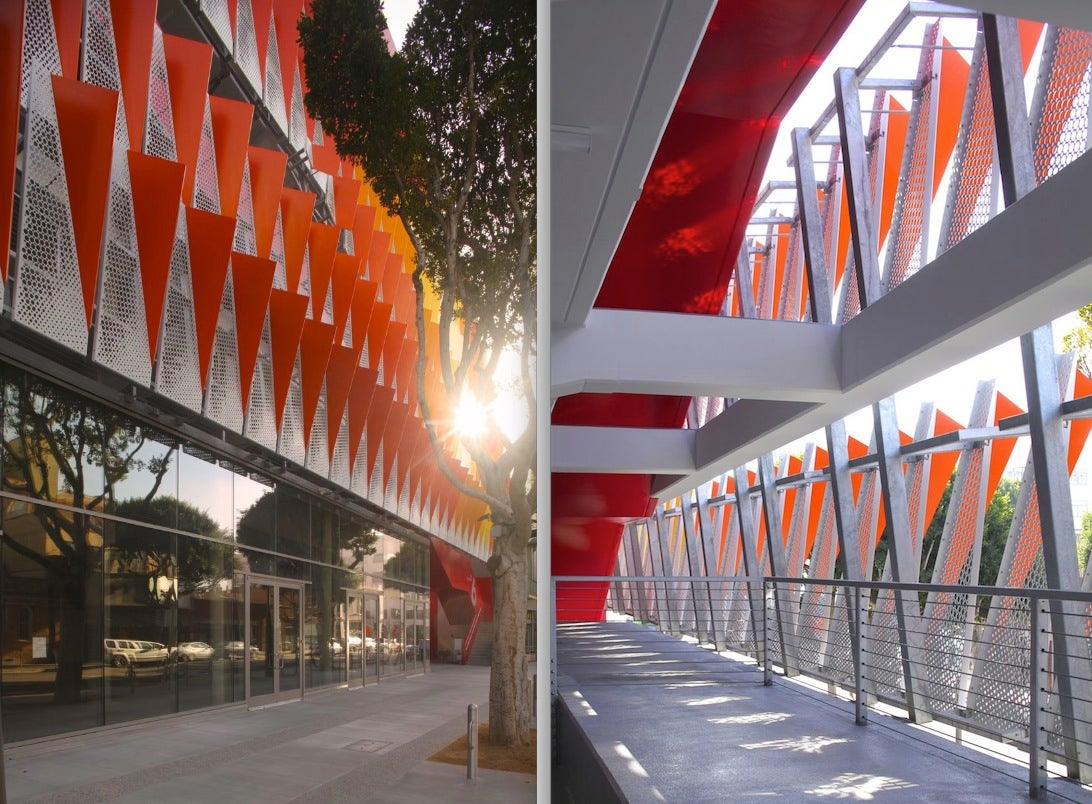 Three of the Worlds Prettiest Parking Garages Are In One Small City