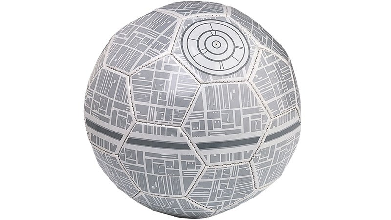 This Death Star Soccer Ball Is Now The Ultimate Power On The Playground