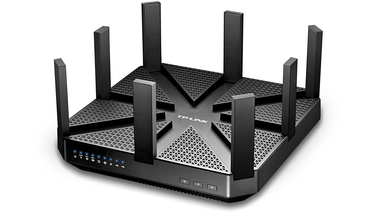 The First 802.11ad Router Makes Your Wi-Fi Network Almost Three Times Faster