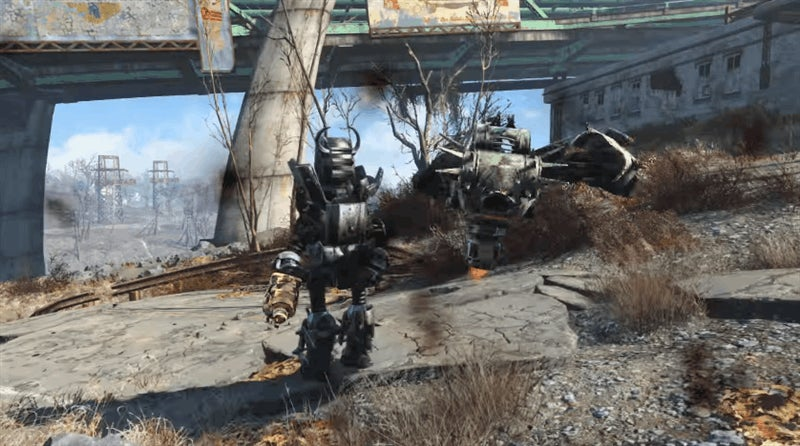 Fallout 4's Robot DLC Is Worth Playing Just To Meet The Mechanist