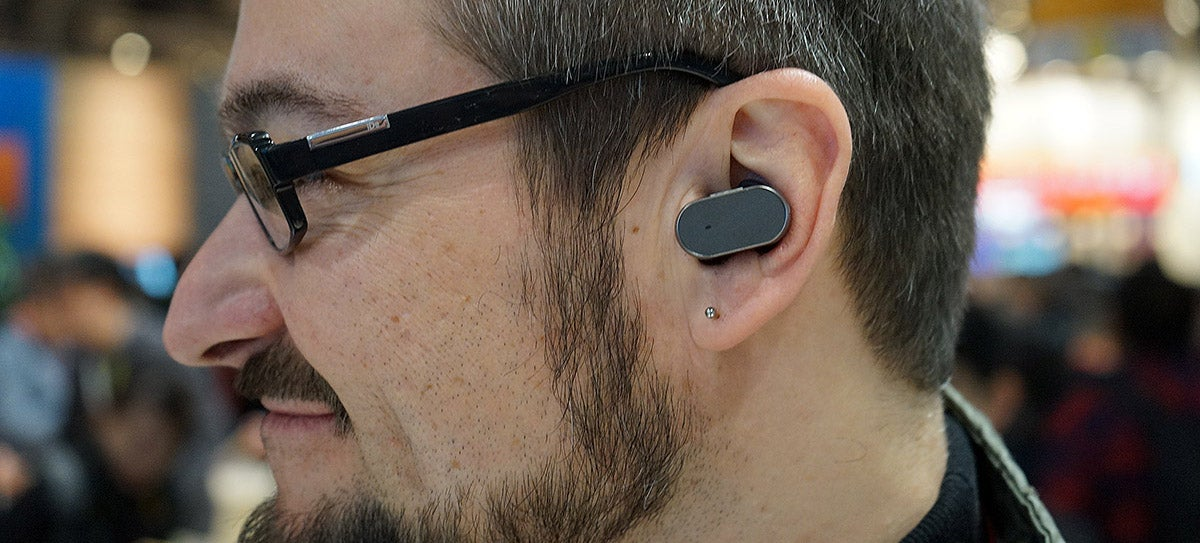 Sony's Ear Puts an AI Inside Your, Er, Ear