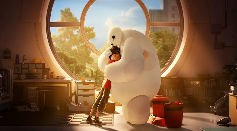 Big Hero 6 Is Getting a Much-Deserved TV Series