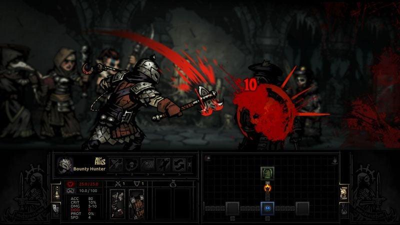 Darkest Dungeon's Harrowing Journey Through Steam Early Access