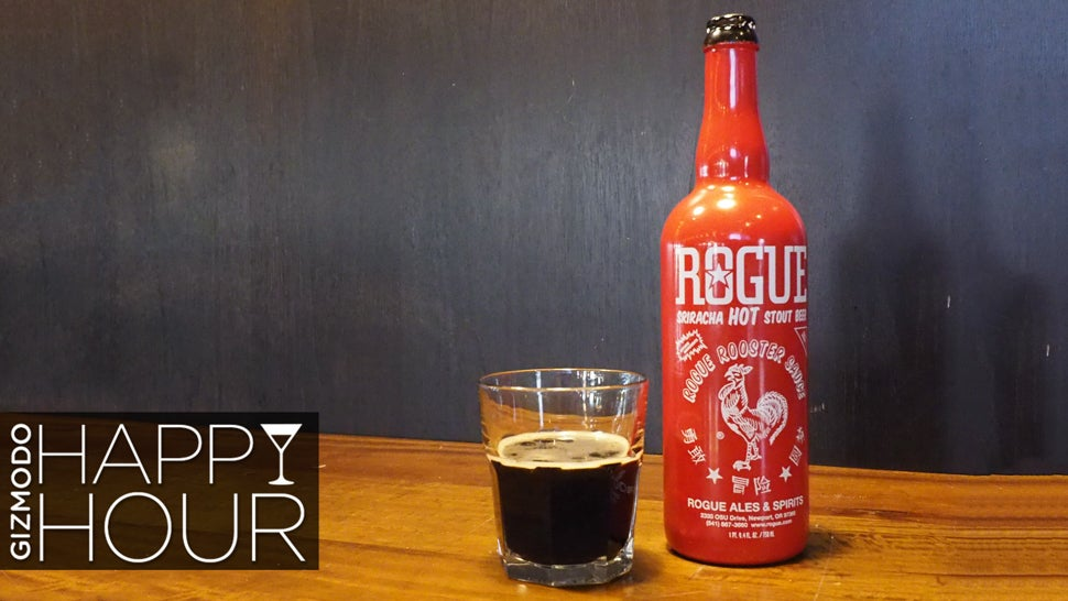 Hot Sauce Makes Everything Better, Even Beer