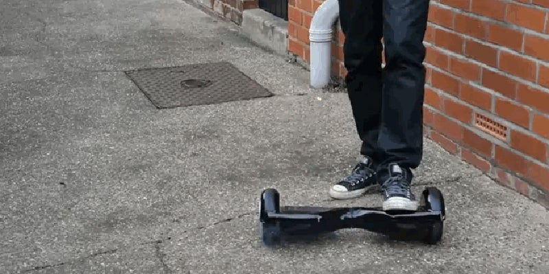 These Government Hoverboard Recommendations Probably Won't Save Your Life