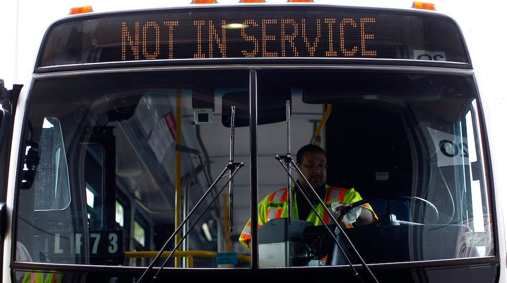 America's Public Transit Is Broken -- And It's All Your Fault