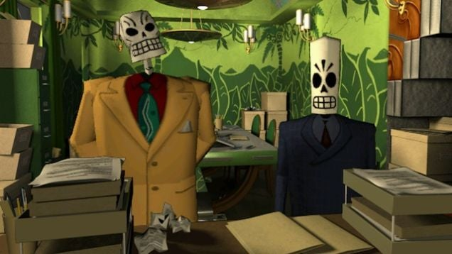 The Crazy Journey To Save Grim Fandango