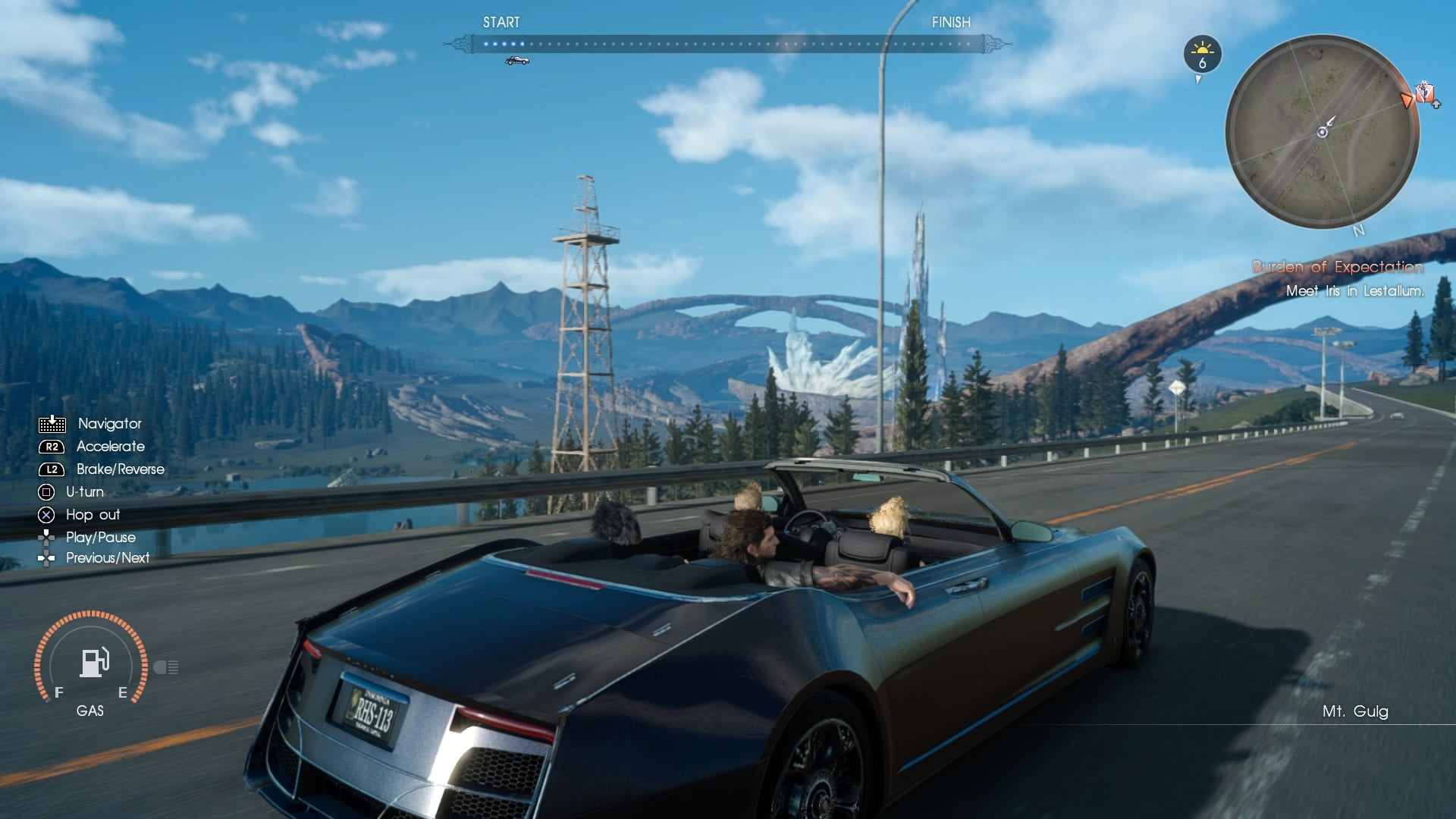 Final Fantasy XV Chapter 13 Update To Launch Alongside Episode Gladio