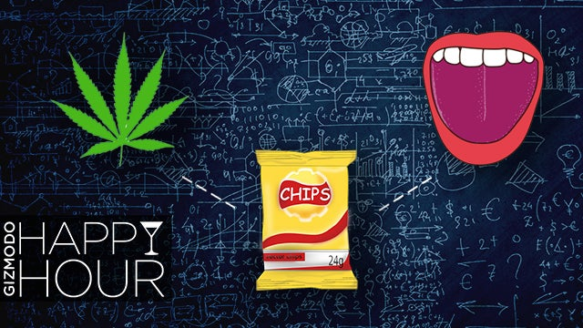 A (Mostly) Scientific Guide to Pot and the Munchies
