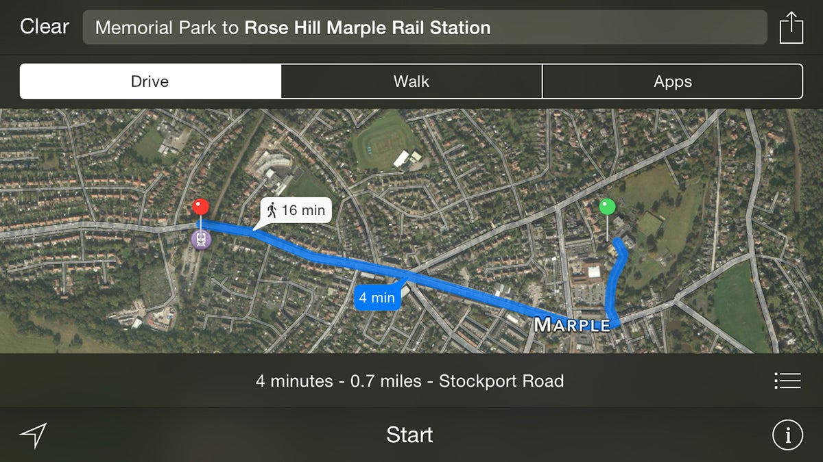 10 Tricks to Make Yourself an Apple Maps Master