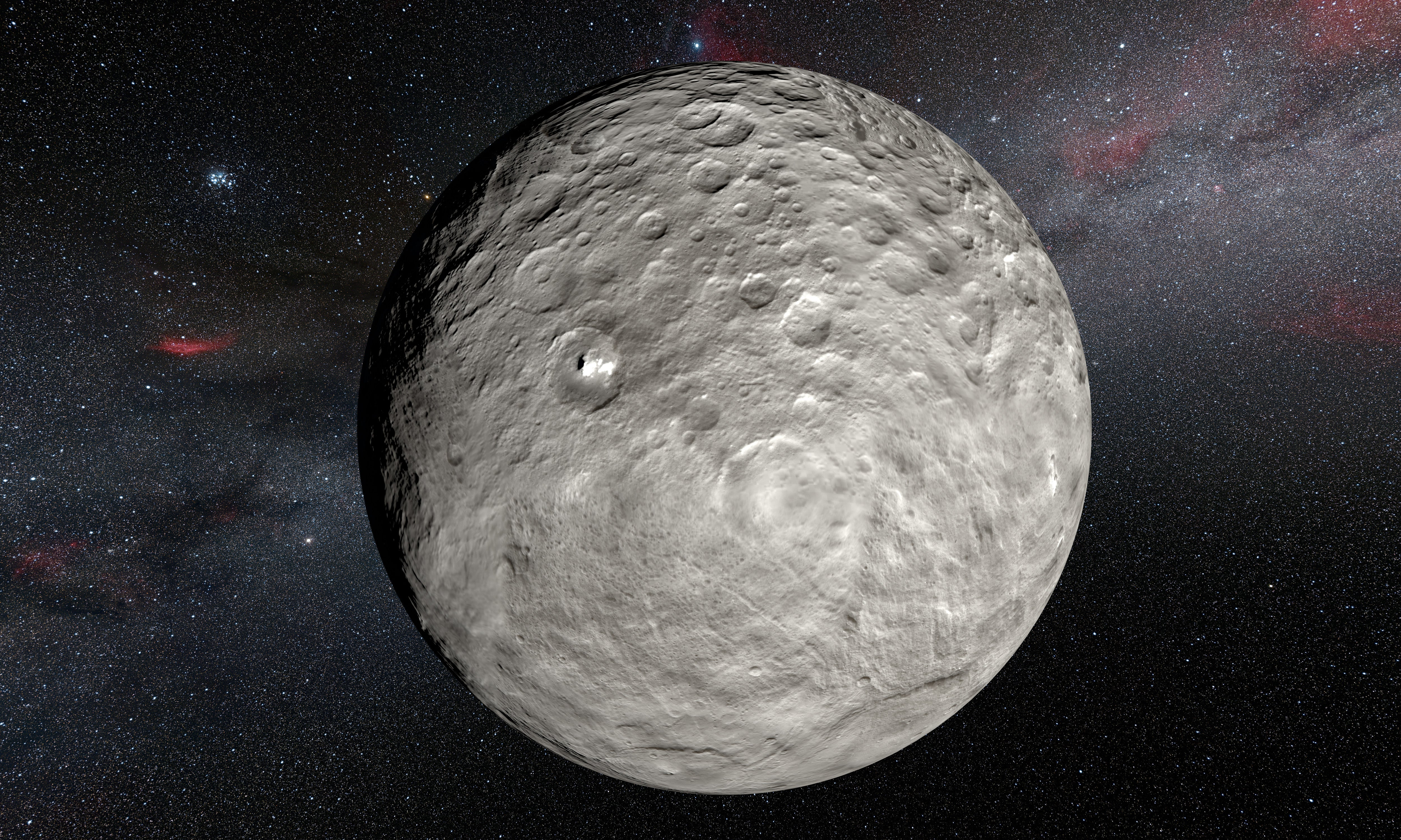 Ceres' Bright Spots Are Changing