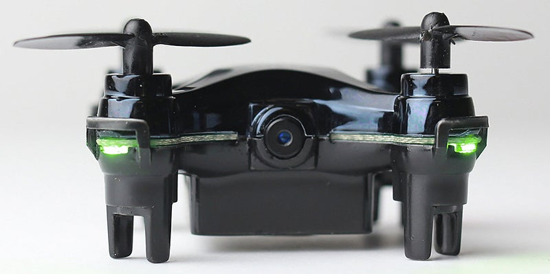 They Somehow Squeezed a Live-Streaming Camera Into This Impossibly Tiny RC Drone