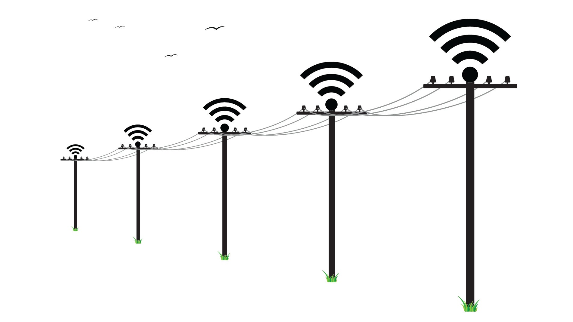 The New Wifi Will Reach Twice as Far