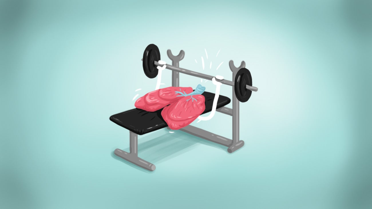 The Right Way To Breathe For More Powerful Weightlifting ...