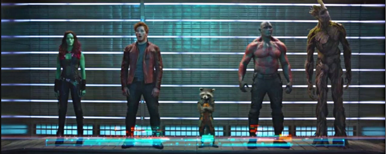 Guardians Of The Galaxy Review: Shut Up And Go See It | Gizmodo ...