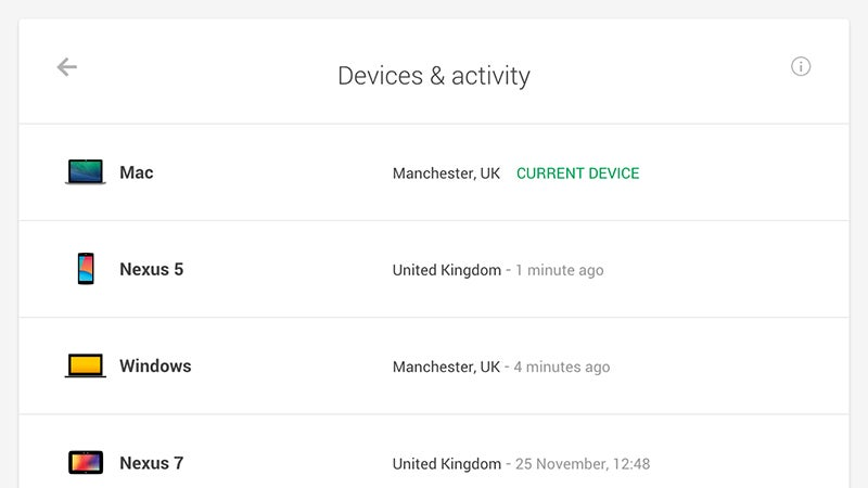 See What Devices Are Signed Into Your Google Account With This Dashboard
