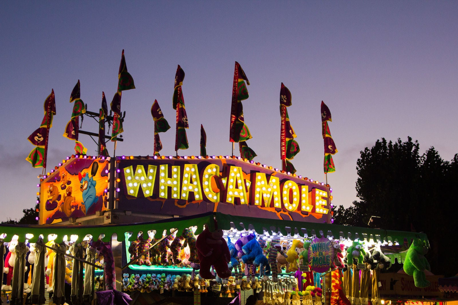 The Depressing Story Behind The Making Of Whac-a-Mole