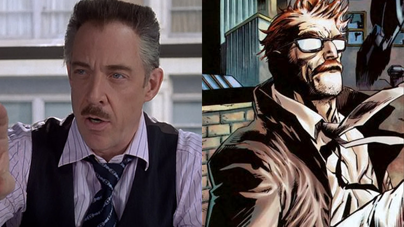 Holy Crap, J.K. Simmons Is Playing Commissioner Gordon in the Justice League Movie