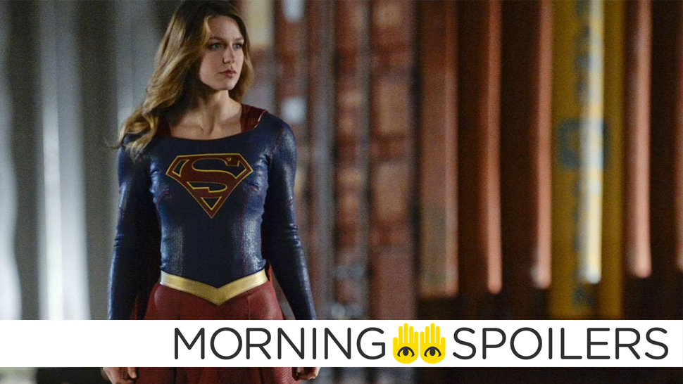 Another DC Comics Hero Is Heading to Supergirl