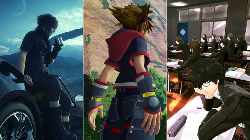 The Most Anticipated Games in Japan