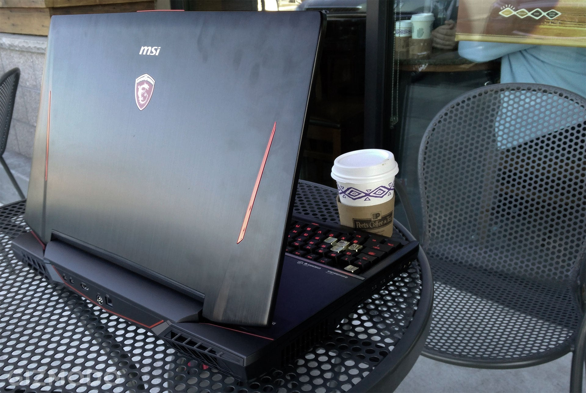 Review: This Laptop With a Mechanical Keyboard Is Delightfully Crazy