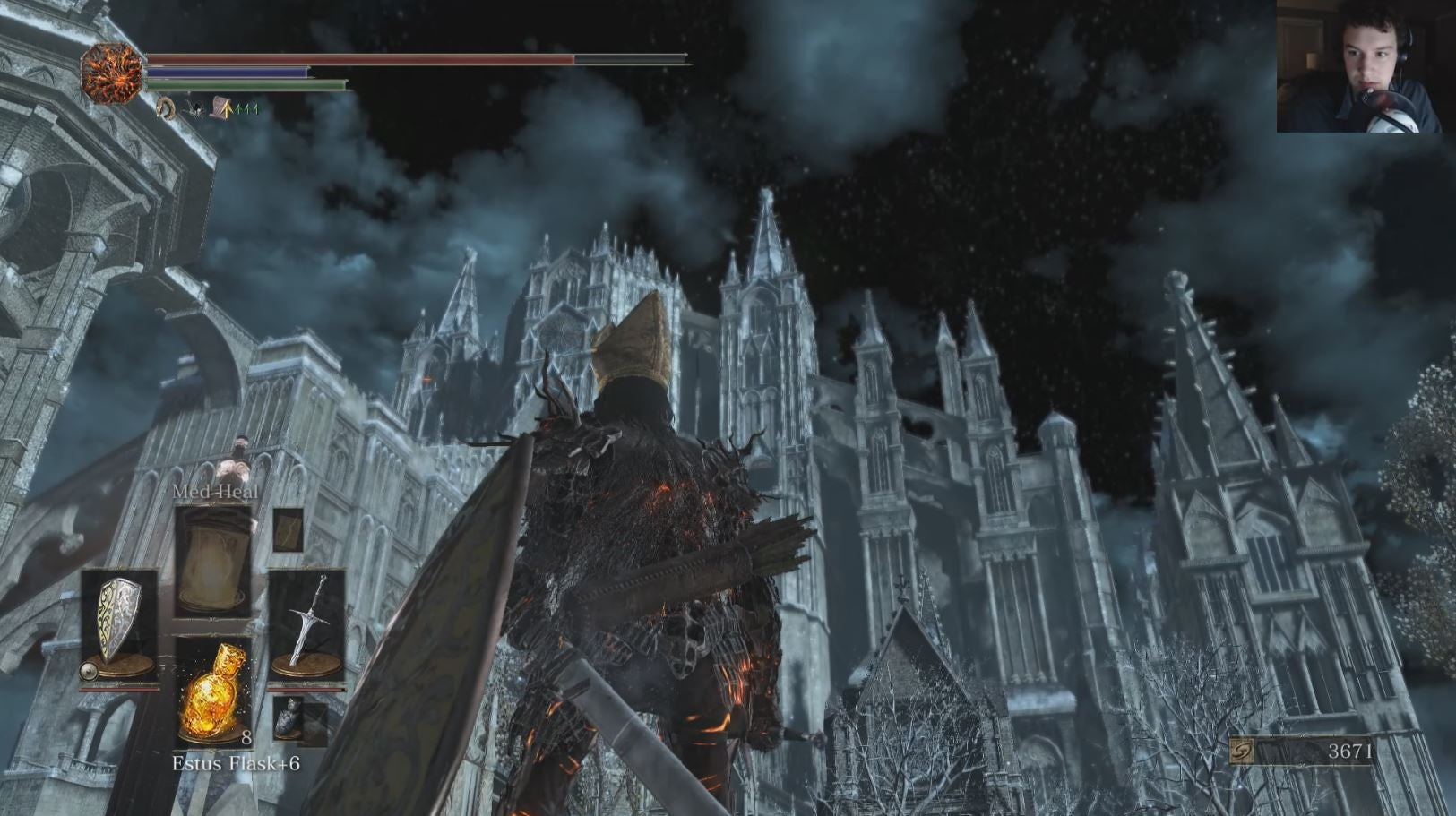 the nostalgic moment in dark souls 3 that made me go 39 oh