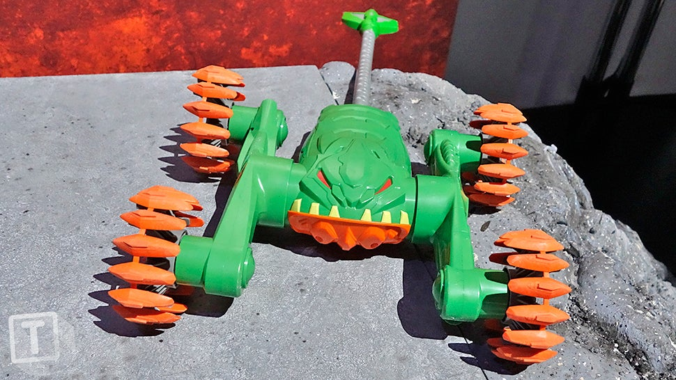 Tyco Is Back With the First RC Toy That Can Climb Stairs