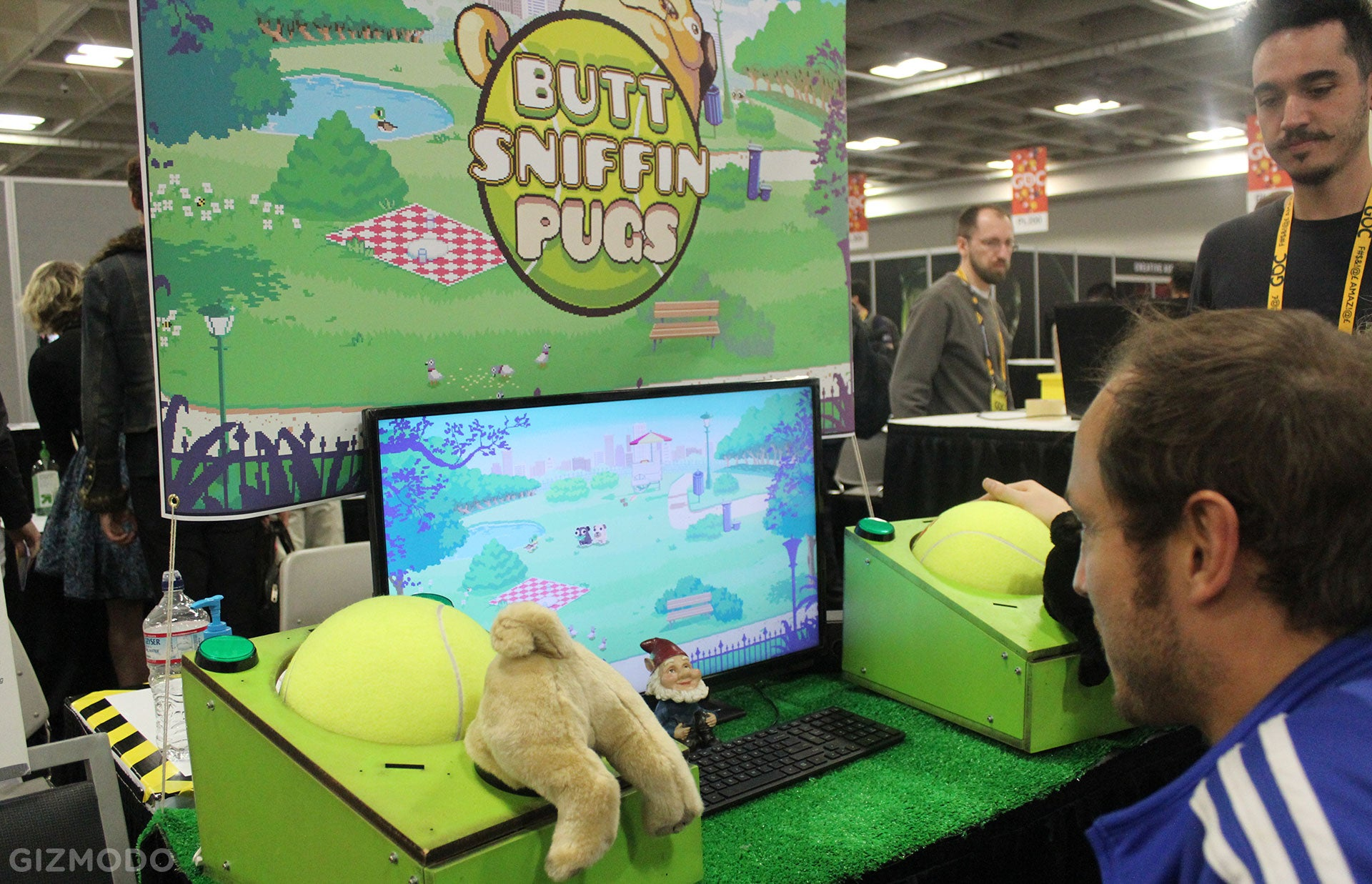 15 Awesome Alternative Video Games I Found At GDC