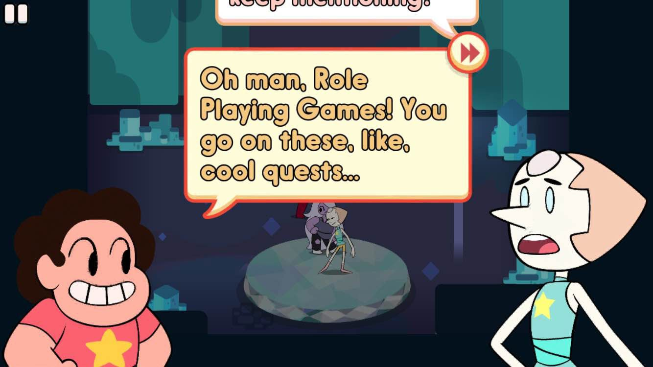 There s a steven universe rpg and it s excellent kotaku australia