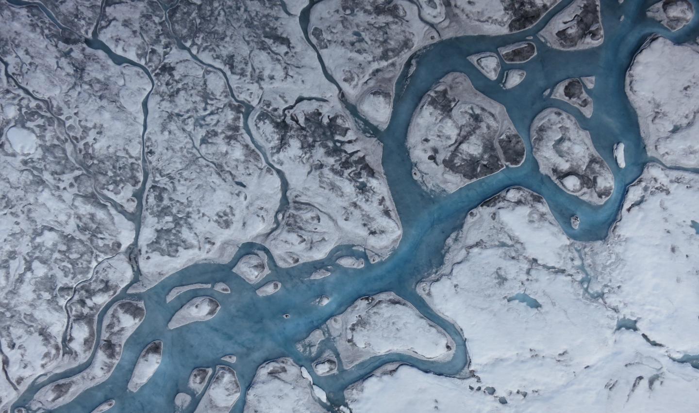 The Bizarre Reason Greenland Is Getting Darker Each Year