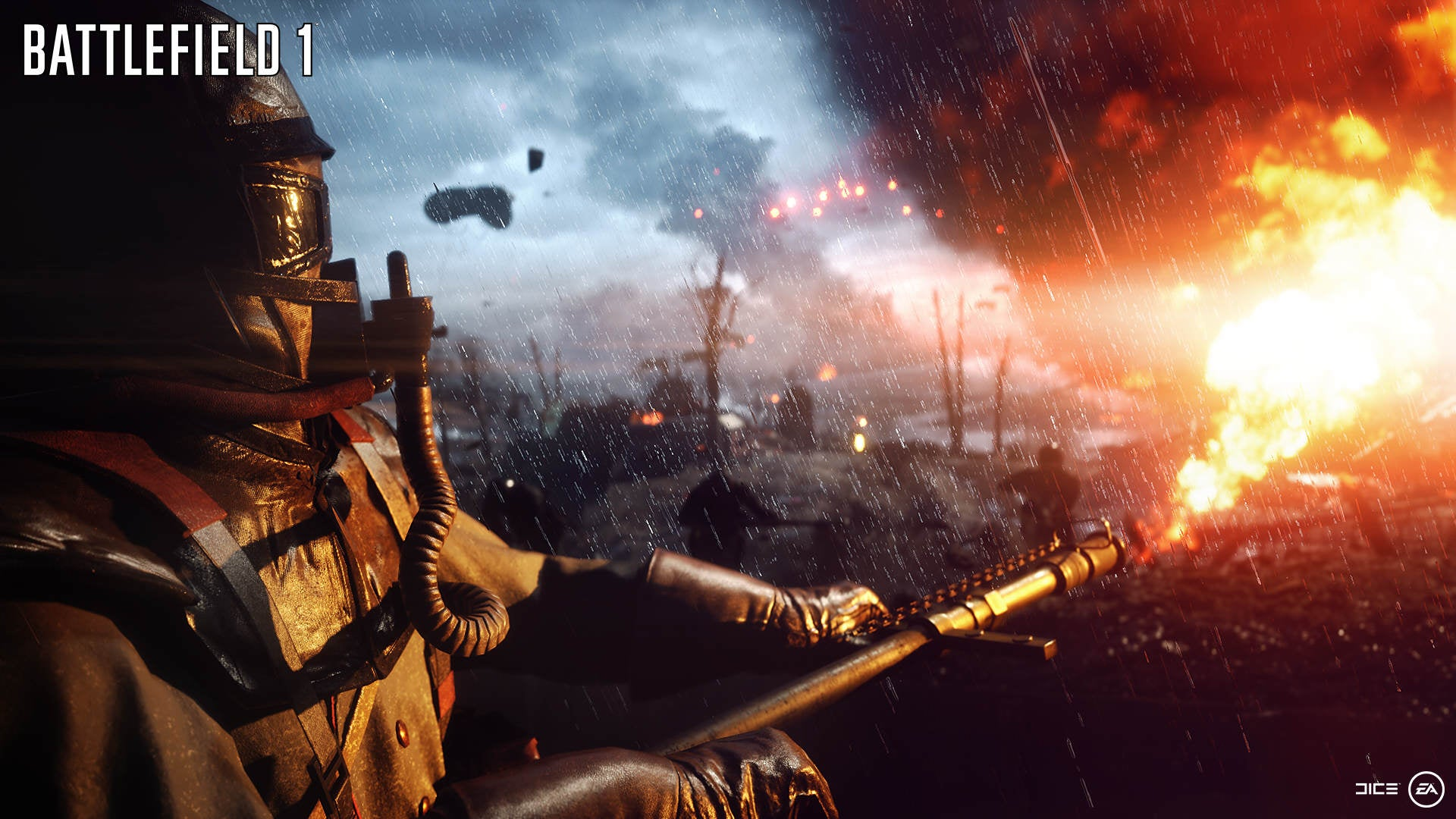 Battlefield 1 Publisher Under Fire After World War I Tweets