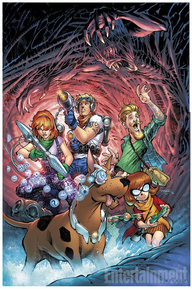What The Heck Is DC Comics Doing to Scooby-Doo?