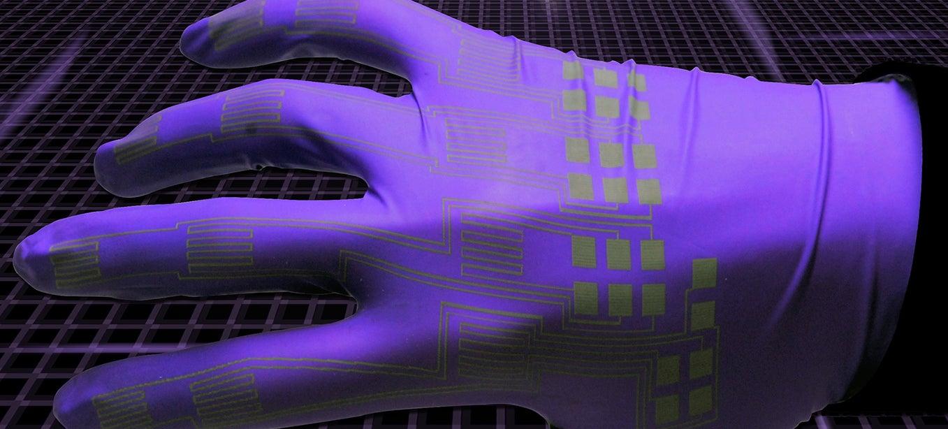 New Liquid Metal Inkjet Printing Can Produce Flexible Circuitry