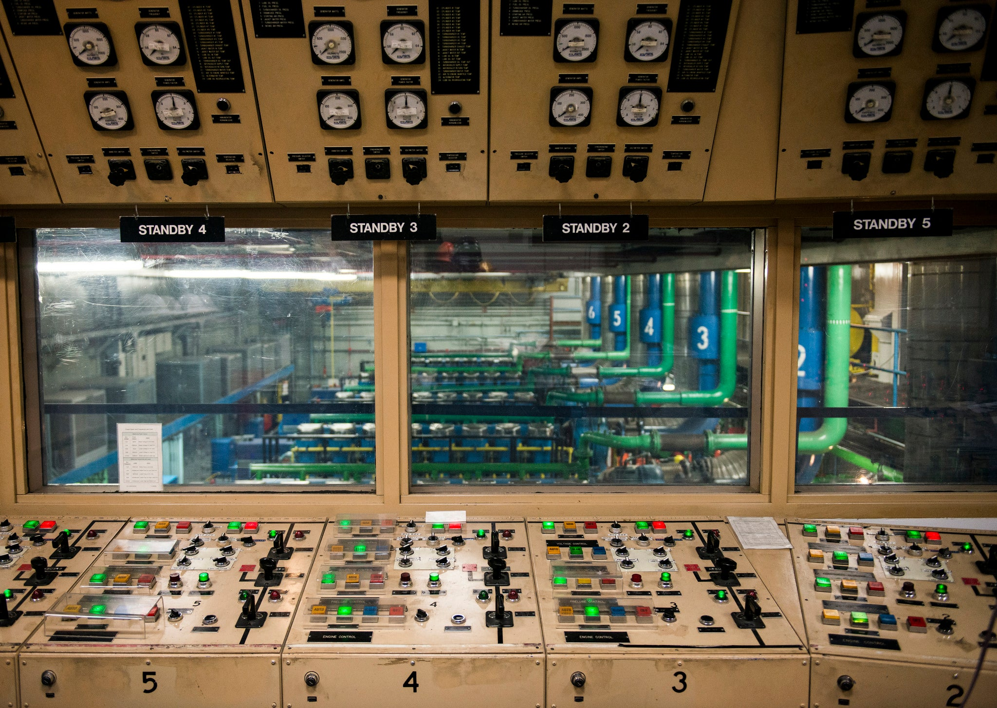 Peek Inside Skynet's 50-Year-Old Blast-Proof Atomic Bunker