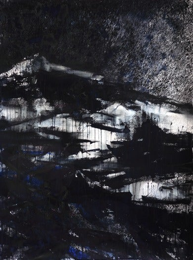 Rosetta's Comet Inspired These Paintings -- And the Materials Used to Create Them
