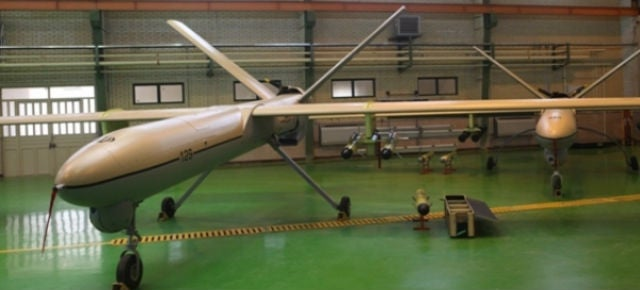 This Indigenous Iranian UAV Is the Poor Mans Predator Drone