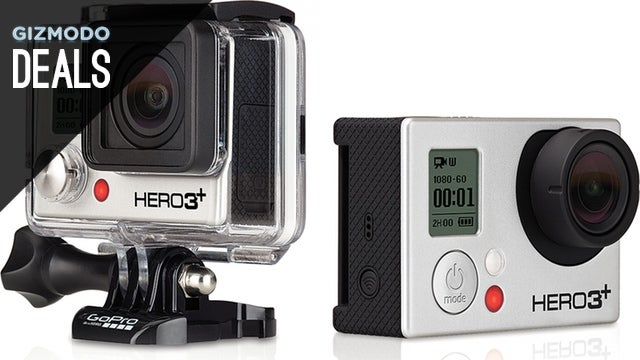 20% Off the Best GoPro, Fitbit Scale, Home Automation Switch [Deals]