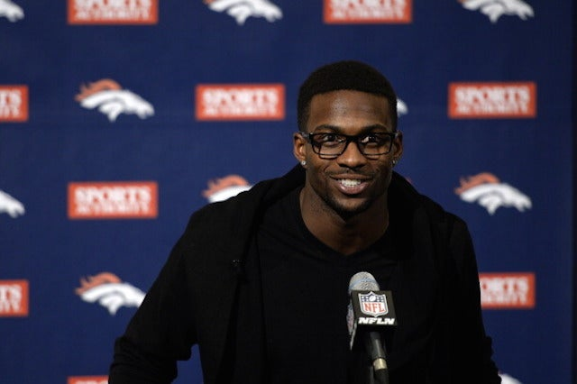 Emmanuel Sanders's Broncos Deal Pissed Off Some Other Teams