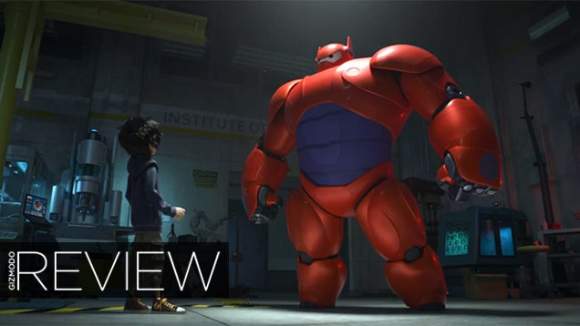 Adventure Time Big Hero 6 Big Hero 6 Review an Underdog