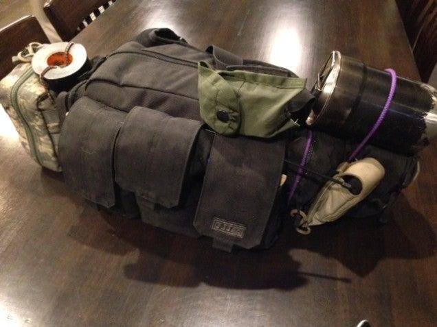 The Bug Out Bag