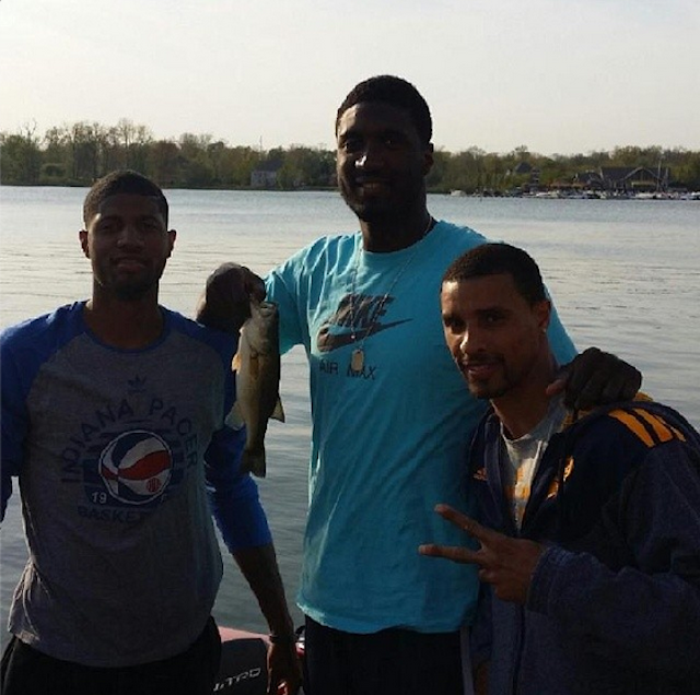 A Fishing Trip Fixed Roy Hibbert