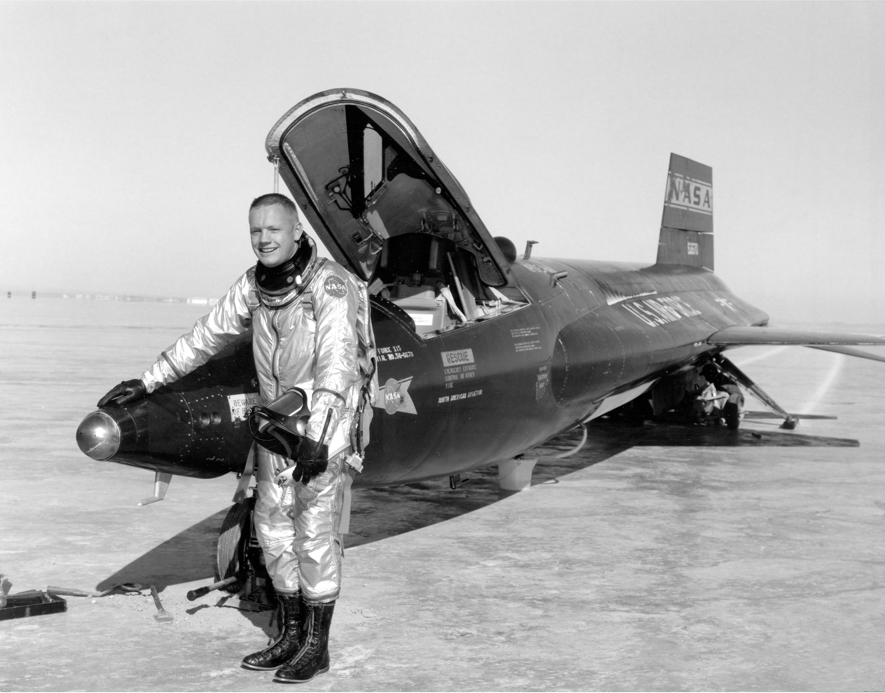 X 15 Rocket Plane Outstanding photos of the X-15