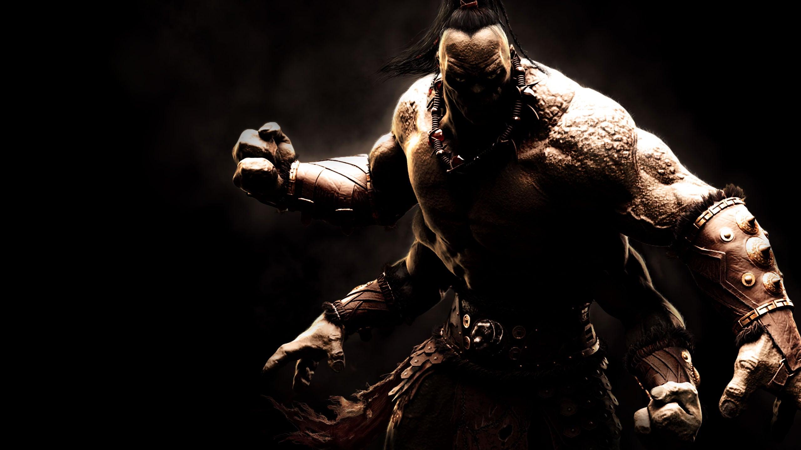 Обьявлена дата выхода Mortal Kombat X