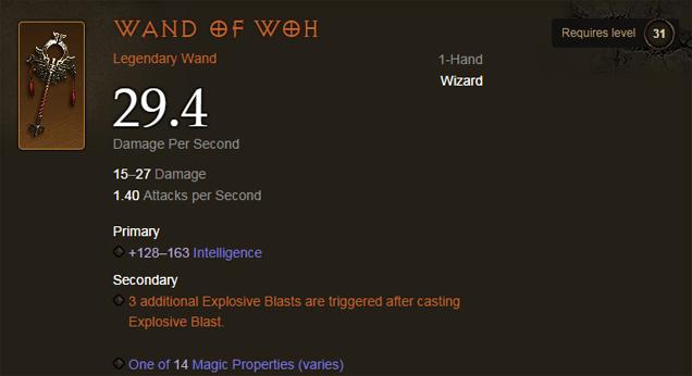 best diablo 3 items for wizard