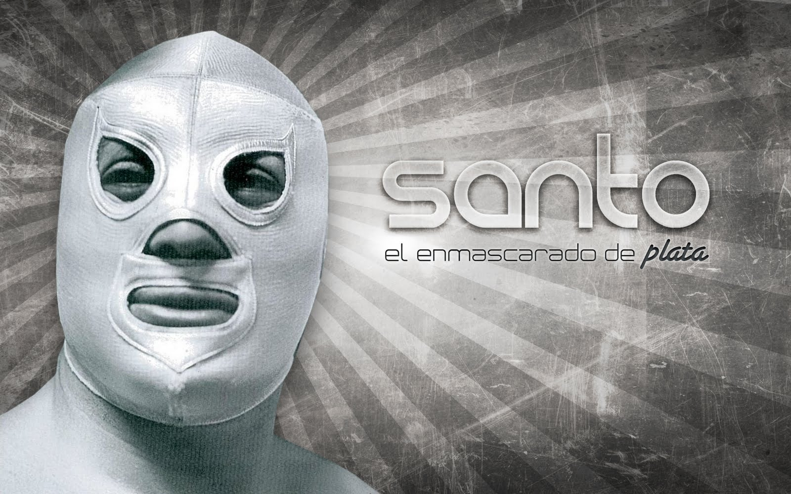 Santo El Santo Mexican Wrestler Movie Star and total Jalop