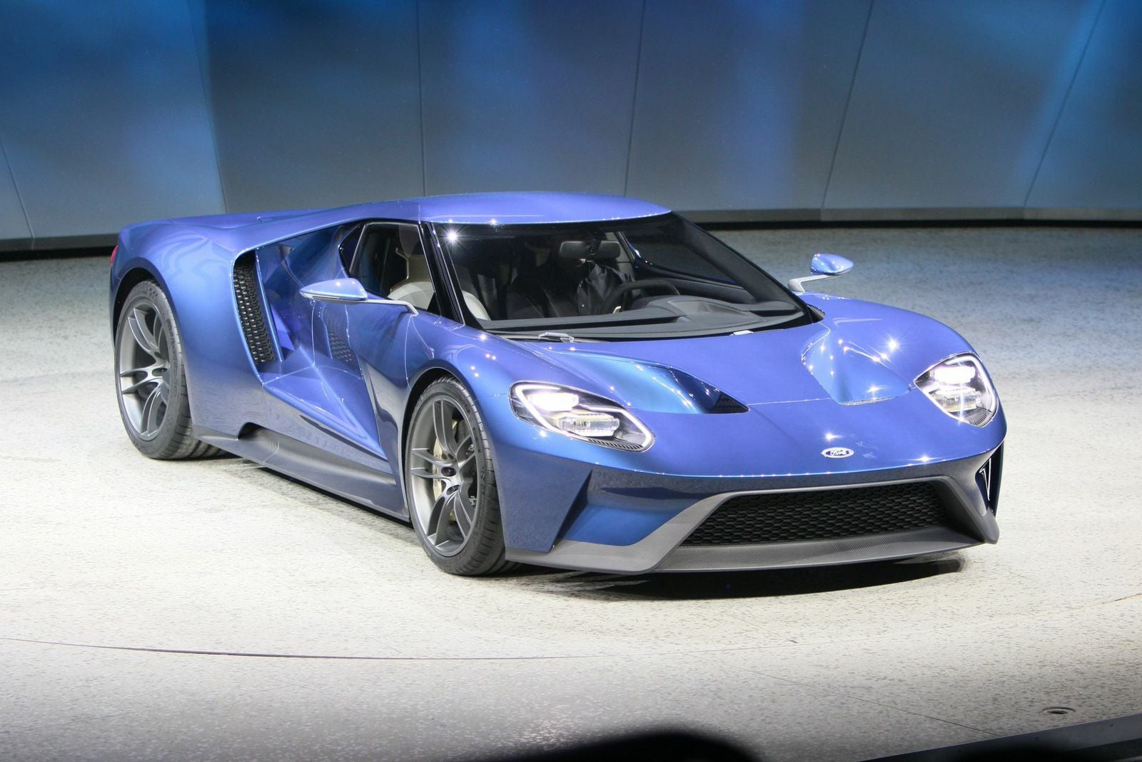 Ford Gt And Gt R Updated With Moar Raptor