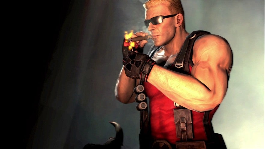 You Can Get Married By Duke Nukem Now