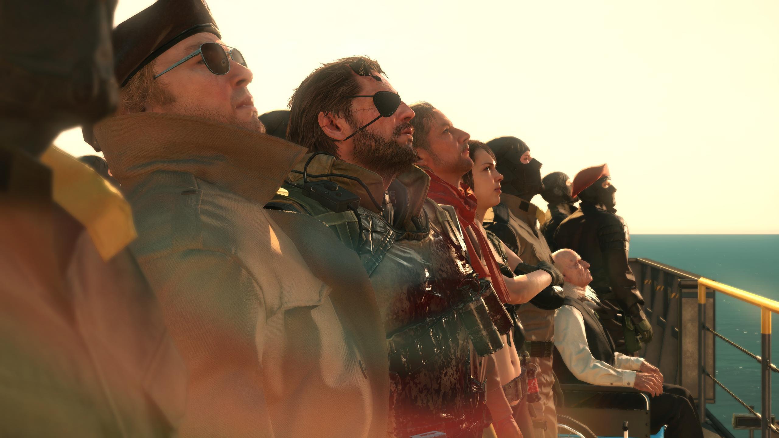 hgnbhnb Liệu đây có phải là bí mật kì lạ nhất trong Metal Gear Solid 5? 5