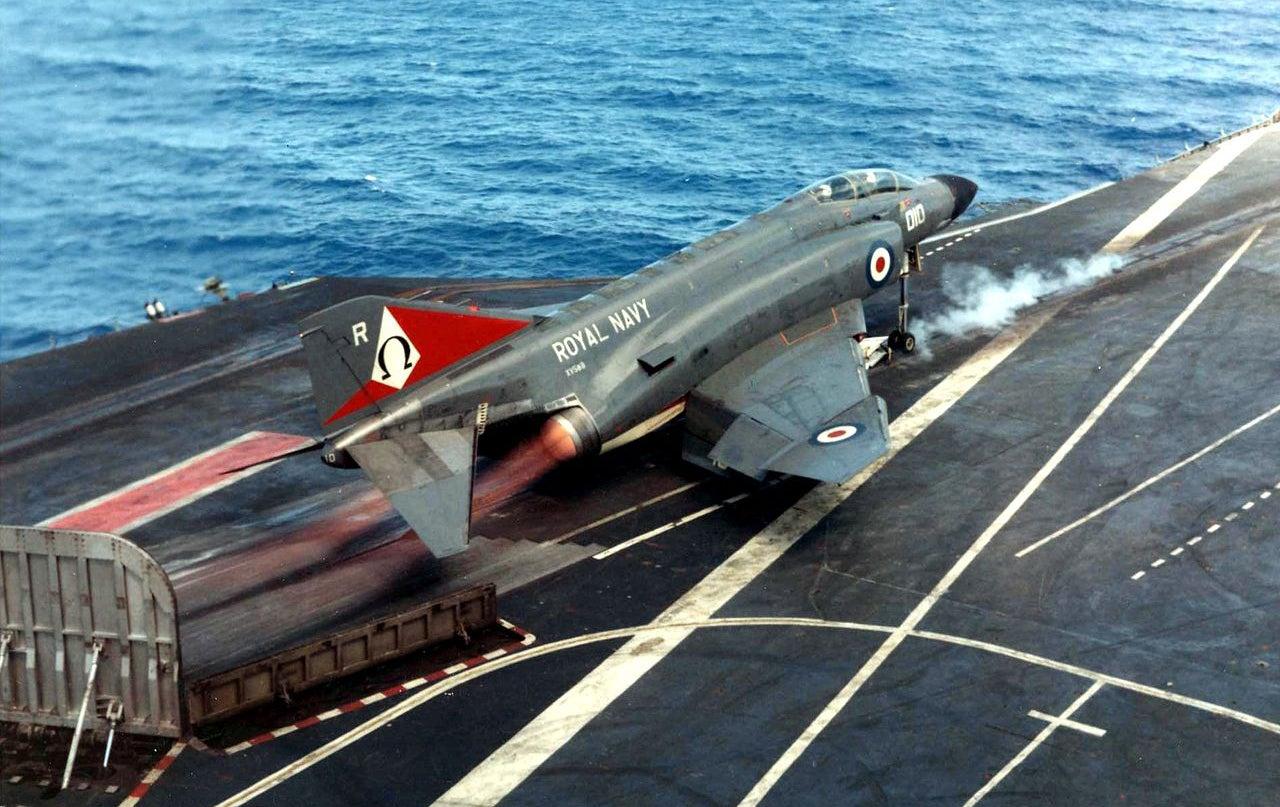 The F-4 Phantom
